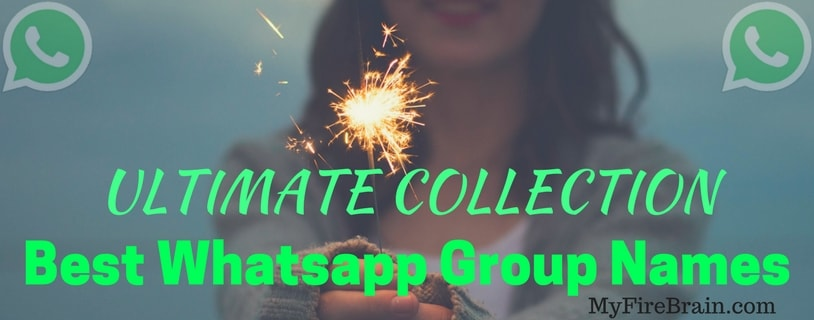 Ultimate Collection Best Whatsapp Group Names 2019 Cool Funny